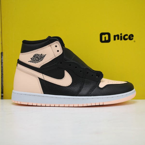 Nike Wmns Jordan 1 High OG Crimson Tint Unisex Basketball Shoes 575441-081