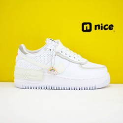 Nike Air Force 1 Low 07 Unisex Shoes White Beige Sneakers AF1 CZ8107 100