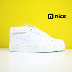 Nike Air Force 1 07 LX White Onyx Bling LF Unisex Shoes White Sneakers CZ8101-100