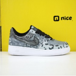Nike Air Force 1 Low City Of Dreams Mens Shoes Black Grey White Sneakers CT8441-001