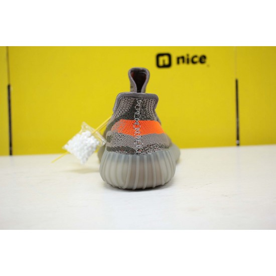 Adidas Yeezy 350 Boost V2 Beluga Orange/Grey Fresh Shoes Unisex Sneakers BB1826 Factory Outlet