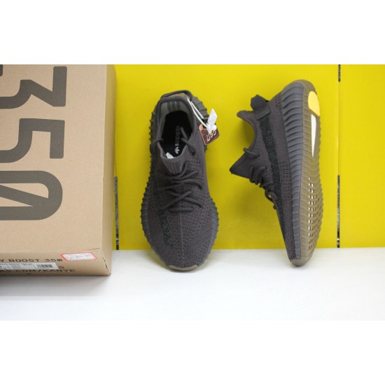 Adidas Yeezy Boost 350 V2 Cinder Reflective Black Fresh Shoes FY4176 Unisex Sneakers For Sale