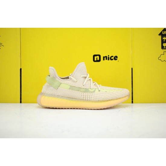 Adidas Yeezy Boost 350 V2 Flax Fresh Shoes Unisex Sneakers FX9028 Online Store