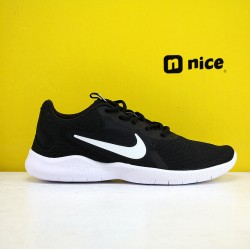 Nike Flex Experience RN 9 Black/White Fresh Shoes Unisex Sneakers CD0225 001