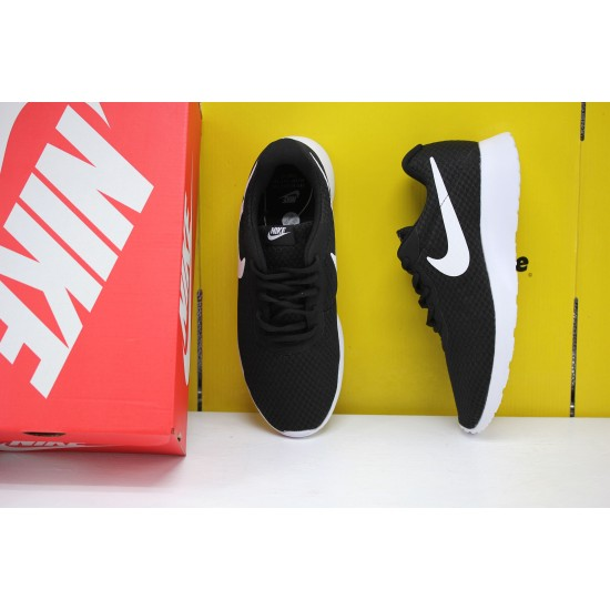 Nike Rosherun Tanjun Black/White Fresh Shoes 812654 011 Unisex Sneakers Online Shop