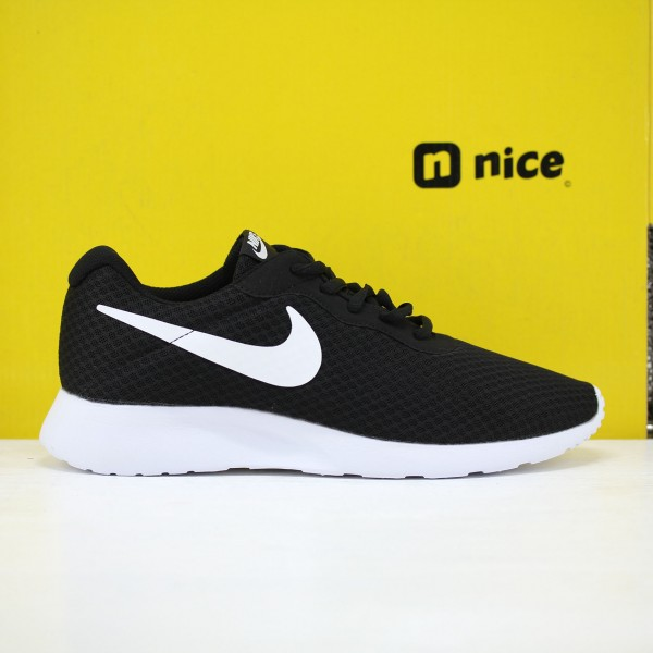 Nike Rosherun Tanjun Black/White Fresh Shoes 812654 011 Unisex Sneakers